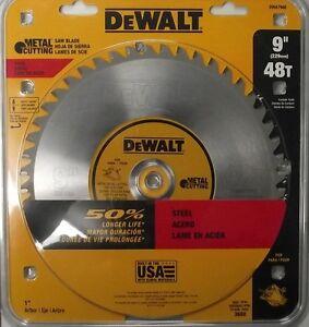 Dewalt-DWA7948-9-034-x-48-Tooth-Metal-Cutting-Circular-Saw-Blade-USA