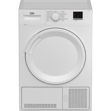 Beko DTLCE70051W B Rated 7Kg Condenser Tumble Dryer White