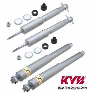 REAR SHOCKS AND STRUTS for 1997-2002 FORD EXPEDITION 4WD//LINCOLN NAVIGATOR RWD