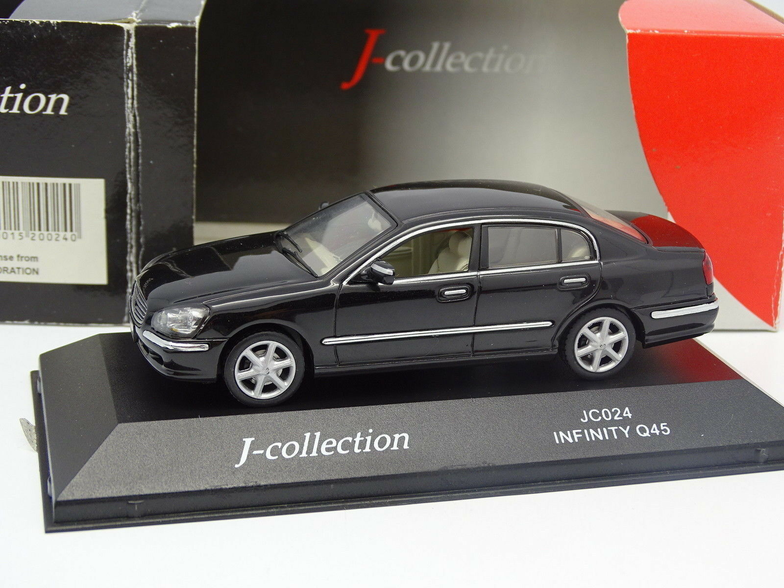 J Collection 1 43 - Infiniti Q45 Negra