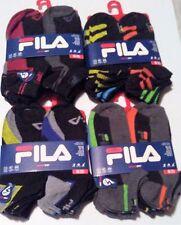 Fila Shock Dry® No-Show Athletic Socks - 6 pair $9.99+FREE SHIPPING!