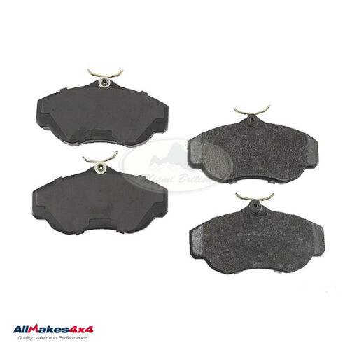 LAND ROVER FRONT BRAKE PADS DISCOVERY 2 II RANGE P38 SFP500150 ALLMAKES4x4