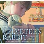 The Velveteen Rabbit: Or, How Toys Become Real by Margery Williams, Charles Santore (Board book, 2014)