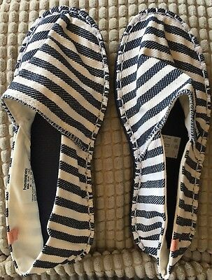 Clothing, Shoes & Accessories Apprehensive Havaianas Unisex Origine Listras Marinho Espadrilles Blue Striped New Rrp £30 Demand Exceeding Supply