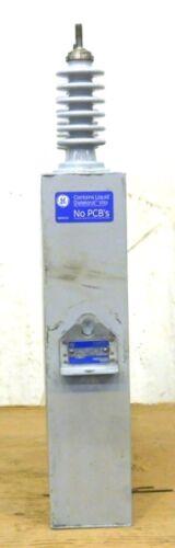 GENERAL ELECTRIC CAPACITOR 98L105WC60 W// DIELEKTROL FLUID 101N117L