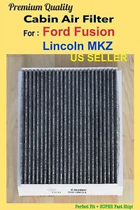 Image Is Loading Carbonized Cabin Air Filter Ford Edge Fusion Lincoln