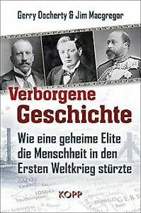 Verborgene-Geschichte-Wie-eine-geheime-Elite-die-Mensch-Buch-Zustand-gut