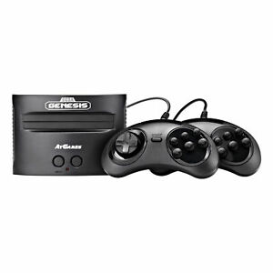 AtGames-Sega-Genesis-Classic-Home-Game-Console-81-Games-Included-Refurbished