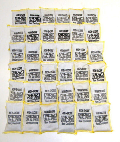 75 Bags  Hand Conditioner No sweat bags Bowling  Darts Tennis Grip Free Shipping