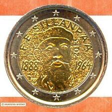 Sondermünzen Finnland: 2 Euro Münze 2013 Sillanpää Sondermünze zwei€ Gedenkmünze