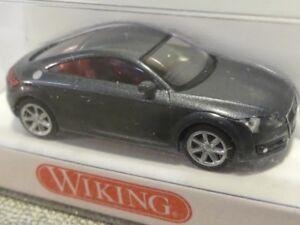 1-87-Wiking-Audi-TT-Coupe-anthrazit-134-04-B