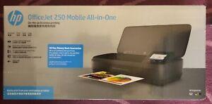 HP-Officejet-250-3in1-Inkjet-Wireless-Portable-Mobile-Printer-ADF-ePrint-CZ992A