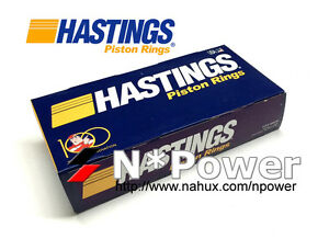 HASTINGS-PISTON-RING-CHROME-060-FOR-NISSAN-P40-4-0L-PATROL-160-80-87-FORKLIFT