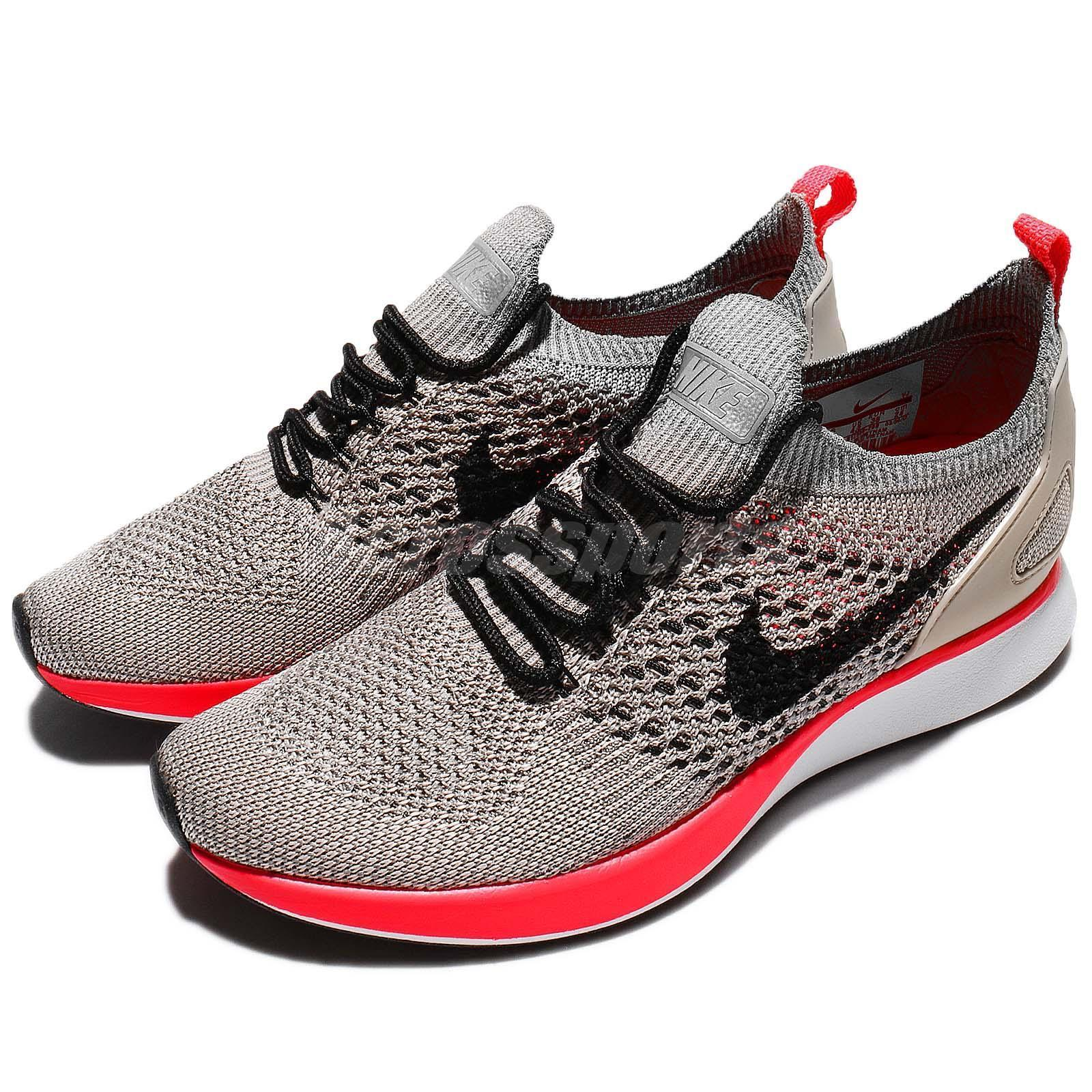 Nike Wmns Air Zoom PRM Mariah FK Racer PRM Zoom Flyknit Solar Red WoHommes  Shoes 917658-200 25c97d