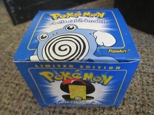 Limited-Edition-Pokemon-23K-Gold-Plated-Trading-Card-Poliwhirl