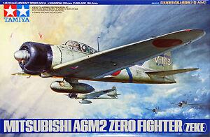 Tamiya-61016-Mitsubishi-A6M2-Type-21-Zero-Fighter-Zeke-1-48-scale-kit