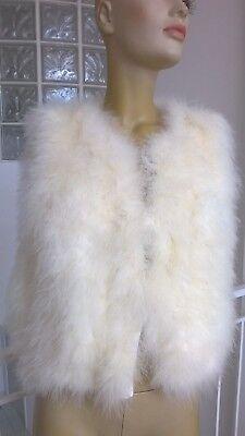 Bolero Duvet De Cygne Mariage Ttbe Taille Unique Modellazione Duratura