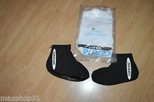 COUVRE-CHAUSSURE-VELO-THERMIQUE-CARNAC-VTT-CYCLO-39-40-NEUF-COVER-BIKE-SHOES