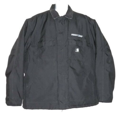 Carhartt Arctic Quilt Lined Yukon Coat Jacket Men'