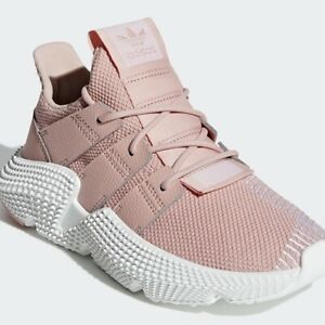 bc74a8e6982f18 Image is loading adidas-Originals-Prophere-Running-Shoes-Trace-Pink-Size-