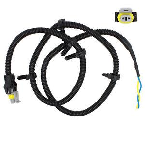 ABS Wheel Speed Sensor Harness Wire Plug Pigtail #10340316 10340314    US W L