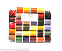 Madeira Artful Autumn Crewel Thread Pack Aactpk34