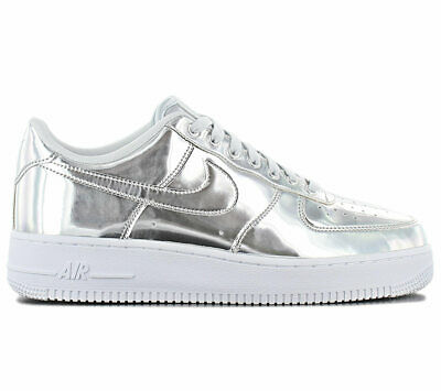 Nike W Air Force 1 SP Liquid Metal CQ6566 001 Damen Sneaker Schuhe Turnschuh | eBay