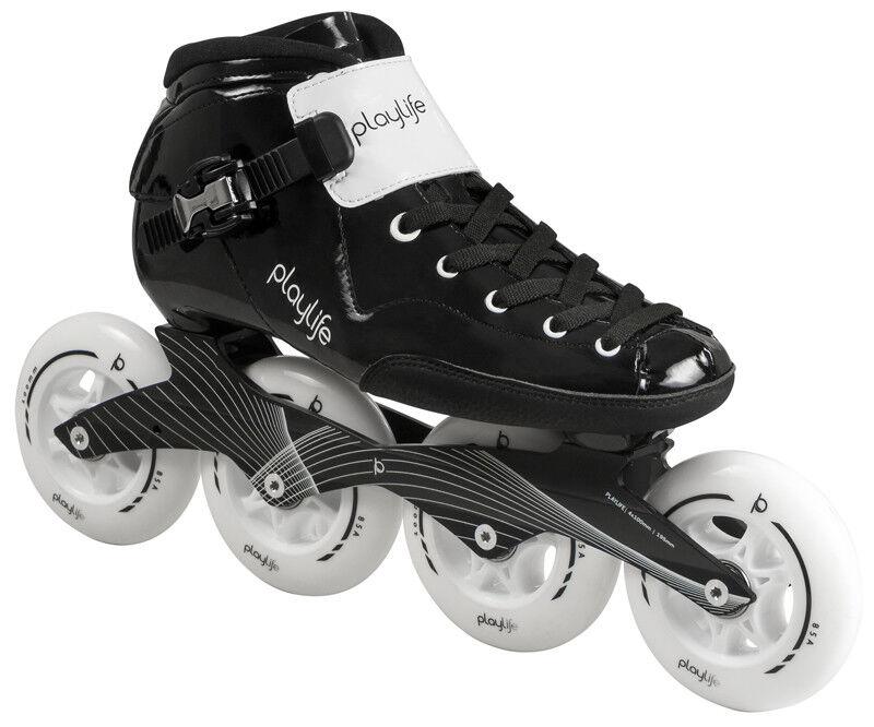 Powerslide Playlife Performance Performance Performance Komplett Speed Inline Skates 314159