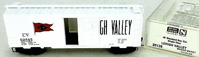 40´ St Boxcar Lehigh Valley 62545 Micro Trains Line 20126 N 1:160 D å Price Remains Stable N Scale
