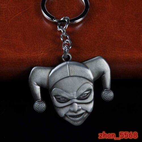 Anti-hero DC Comics Suicide Squad Harley Quinn Alloy Key Chains Keychain Keyring