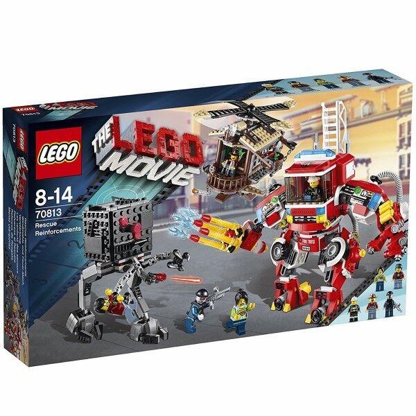 Lego Movie 70813: Les renforts