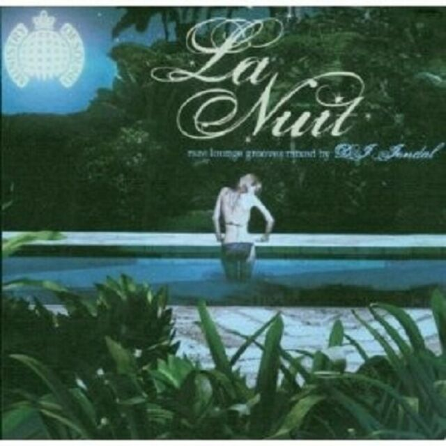 VARIOUS - LA NUIT-RARE LOUNGE GROOVES MIXED...2 CD NEW
