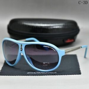 2019-FASHION-EYEWEAR-AVIATOR-MEN-039-S-amp-WOMEN-039-S-SUNGLASSES-UNISEX-CARRERA-GLASSES-C-3