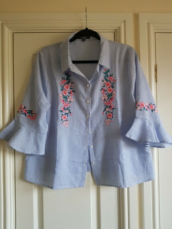 Methodical Studio Womens Shirt Size 16/18