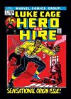 Marvel Comics Hero for Hire LUKE CAGE 1st Appearance Fridge Magnet 4