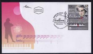 ISRAEL-STAMPS-2020-LUDWIG-VAN-BEETHOVEN-250th-BIRTHDAY-FDC-MUSIC-COMPOSER
