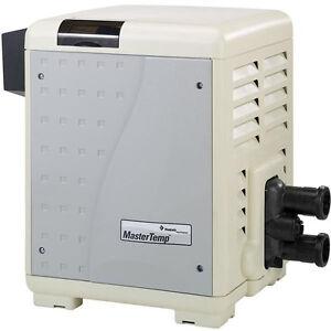 Pentair Mastertemp 400 000 Btu Propane Lp Pool Heater Low