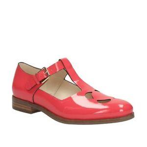 Bobbie Strap Kiely T Jane Charol Clarks Mary Coral Zapatos Orla Ex7YfwqAv