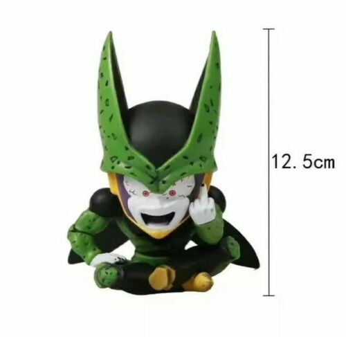 Dragon ball z Cell Middle Finger