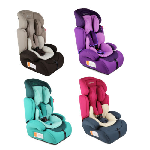 04 EU NORM Gruppe I II III 1 2 3 Autositz Kindersitz 9-36 KG ECE R 44