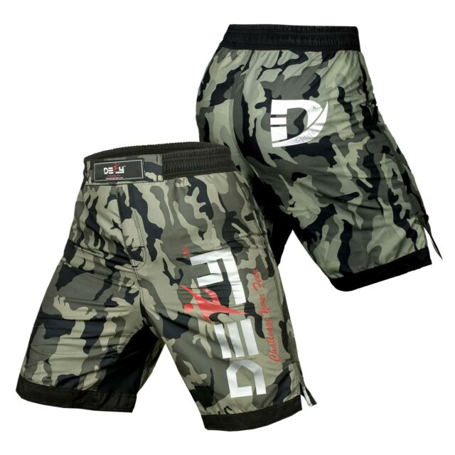 Mma Trunks Muay Thai Rdx Gym Grappling Sports Ufc Cage Kick Fight Boxing Shorts