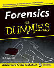 Forensics for Dummies by Douglas P. Lyle (Paperback, 2004)