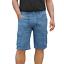 Bermuda-Uomo-Cargo-Pantalone-corto-Cotone-Tasconi-Laterali-Shorts-Casual-Nero miniatura 13