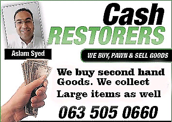 We pay top prices for your second hand goods