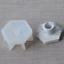 Silikon Säule Kerzenhalter Form Harz Herstellung Epoxy Gießen Basteln Werkzeug