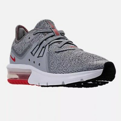 nike air max sequent 3 red