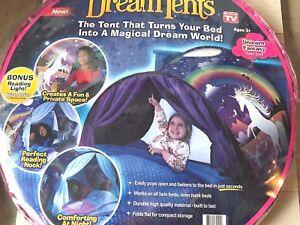 Dream Tents Unicorn Fantasy Dreamtent As Seen On Tv Twin