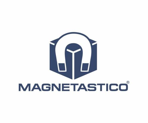 Magnetastico®Starker flexibler Neodym HakenmagnetGröße /& Anzahl wählbar