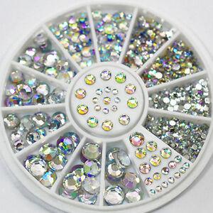 CARROUSSEL-3D-STRASS-CRISTAL-AVEC-REFLETS-ONGLE-NAIL-ART-NEUF-ONG034