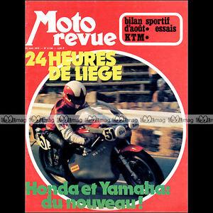 MOTO-REVUE-N-2136-HONDA-CB-250-T-YAMAHA-TZ-750-KTM-125-175-KAWASAKI-TRIAL-1973